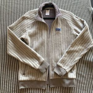 Rare Merino Wool Striped Patagonia